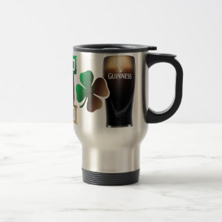 Guinness Beer Travel Mug