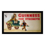 Guinness For Strength Print