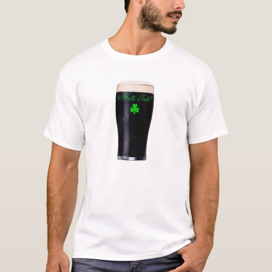 Guinness Pint image for men's t-shirt