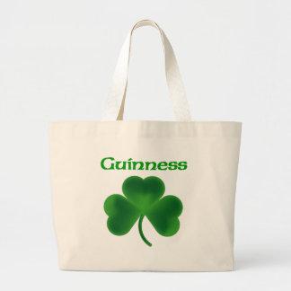 Guinness Shamrock Bag
