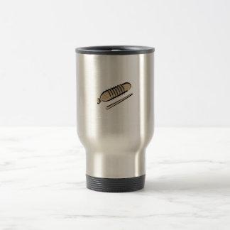 Guiro scraper percussion instrument design image mug