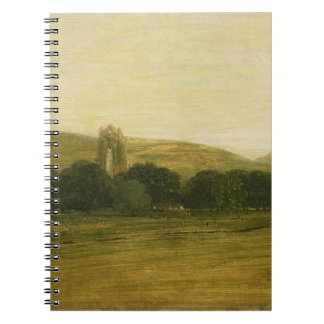 Guisborough Priory, c.1801-02 (oil on canvas) Note Book