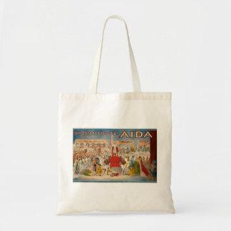 Guiseppe Verdi Aida 1908 Hippodrome Tote Bag