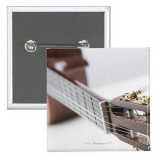 Guitar 2 15 cm square badge