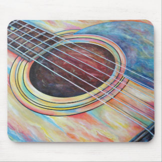 Guitar 2 mouse mat