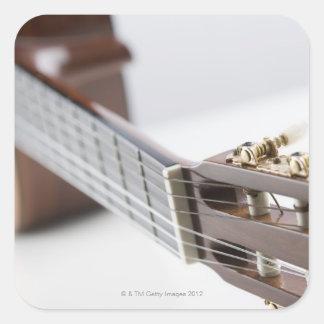 Guitar 2 square sticker
