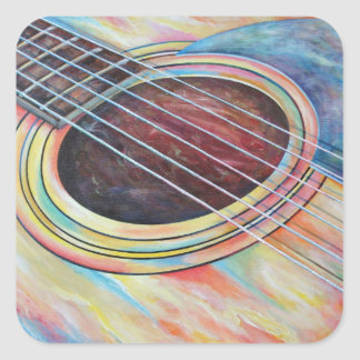 Guitar 2 stickers