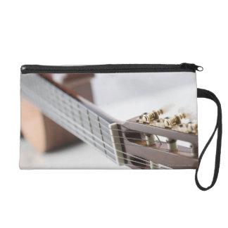 Guitar 2 wristlet purse