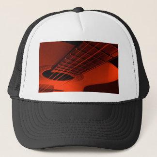 Guitar abstract. trucker hat