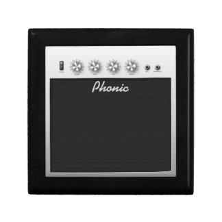 Guitar Amplifier Gift Box