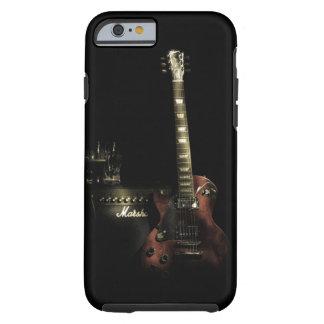 Guitar And Amp iPhone Tough Case