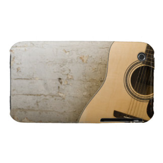 Guitar and Bricks iPhone 3 Covers
