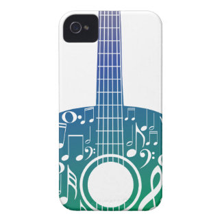 Guitar and Music Notes 10 Case-Mate iPhone 4 Cases