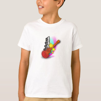Guitar and Piano T-Shirt
