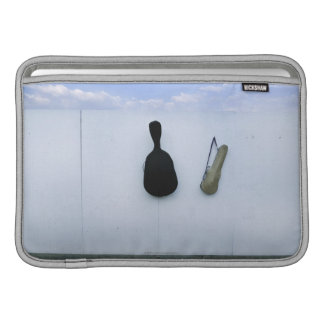 Guitar and Violin Case 2 Sleeve For MacBook Air