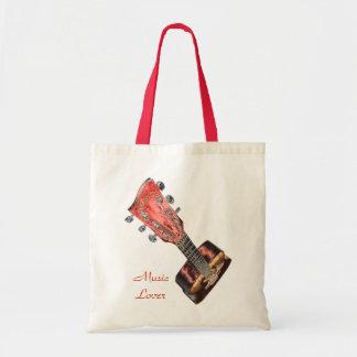 GUITAR ART Music-Lover's Tote Bag