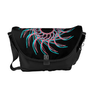 Guitar Art Pattern Courier Bags