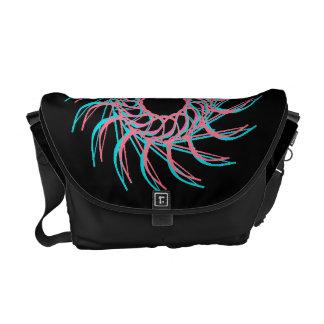 Guitar Art Pattern Messenger Bag