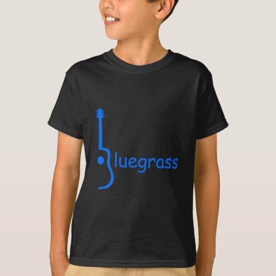 Guitar Bluegrass T-Shirt