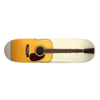 Guitar Board 20.6 Cm Skateboard Deck