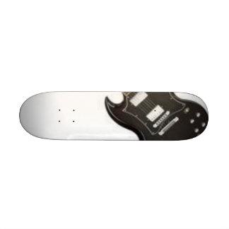 guitar board skate board decks
