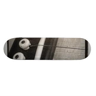 Guitar board skateboard
