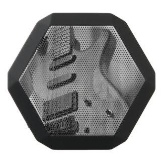 guitar black boombot rex bluetooth speaker