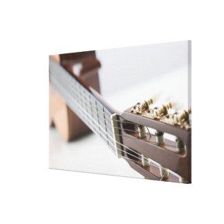 Guitar Gallery Wrap Canvas