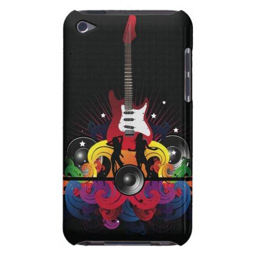 Guitar iPod Case-Mate Case