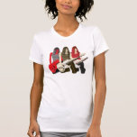 Guitar Chicks Tee Shirts
