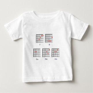 Guitar chord chart 1 baby T-Shirt