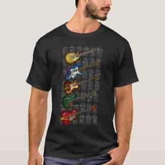 Guitar & chord T-Shirt