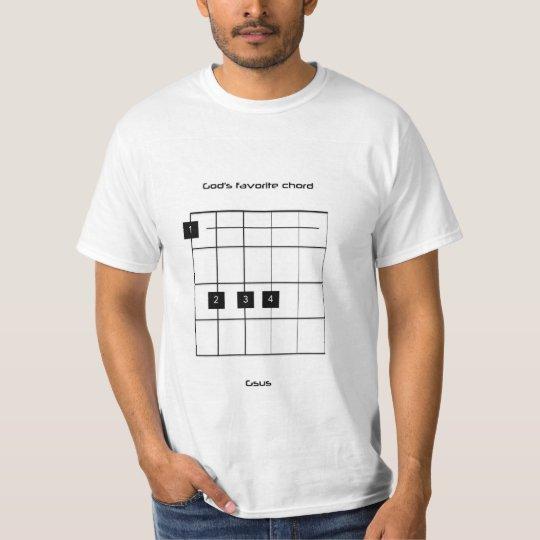 Guitar Chord T-Shirt