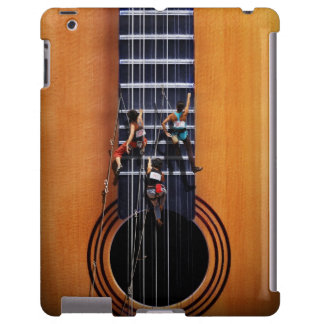 Guitar Climbers iPad Case