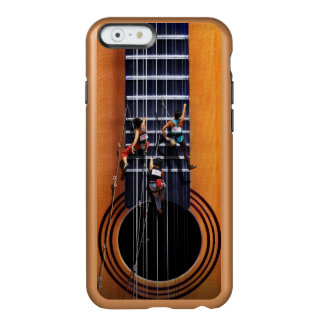 Guitar Climbers iPhone 6 Case Incipio Feather® Shine iPhone 6 Case