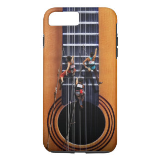 Guitar Climbers iPhone 7 Plus Case
