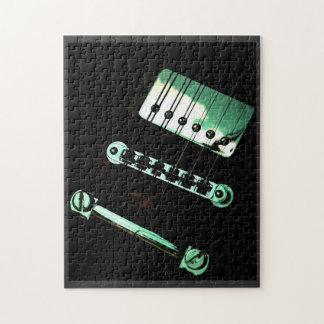 guitar detail jigsaw puzzle