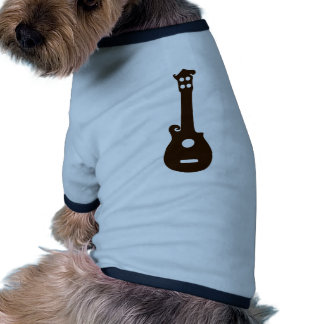 Guitar Dog T Shirt