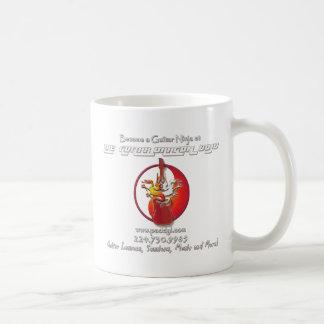 Guitar Dragon Dojo Mug