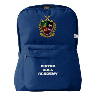 Guitar Duel Academy Backpack