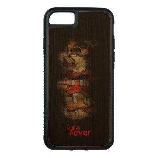 Guitar Fever iPhone 7 Cellphone Case