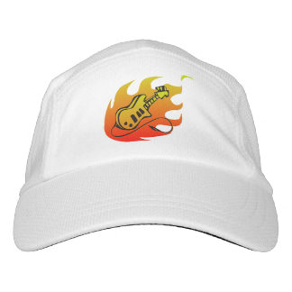 Guitar Fire Hat