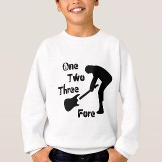 Guitar Golf Sweatshirt