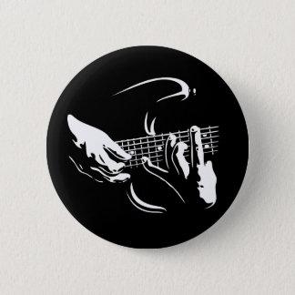 guitar-hands-DKT 6 Cm Round Badge