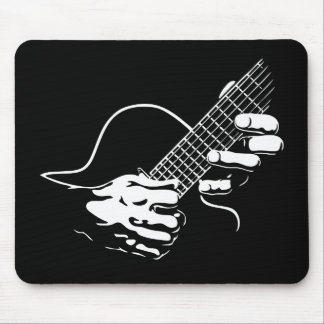 Guitar Hands II Mouse Mat