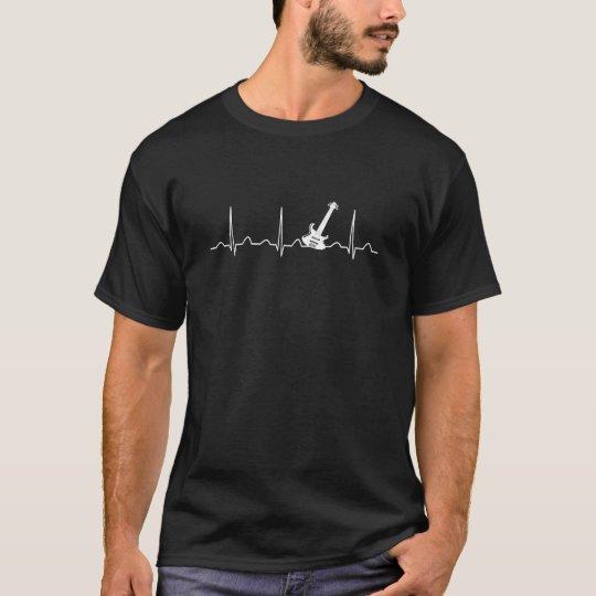 GUITAR HEARTBEAT T-Shirt