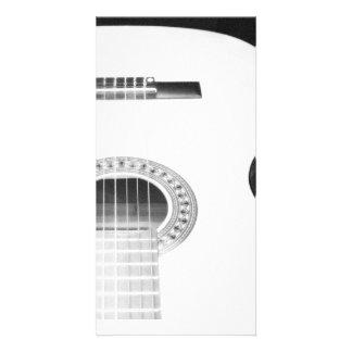 Guitar Hero Customized Photo Card
