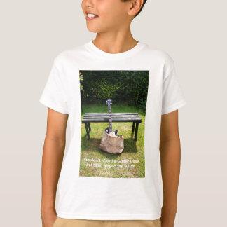 Guitar in a bag design t-shirt