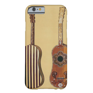 Guitar inlaid with mother-of-pearl, from 'Musical Barely There iPhone 6 Case