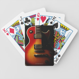 Guitar Instruments Bicycle Playing Cards